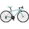 BIANCHI 17'DAMA BIANCA VIA NIRONE-7(105 2x11s)女性用ロードバイク