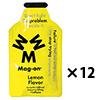 MAG ON マグオン エナジージェル レモン味 12個入り