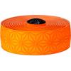 SUPACAZ スーパースティッキー クッシュ シングルカラー <ネオンオレンジ> バーテープ