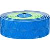 SUPACAZ スーパースティッキー クッシュ マルチカラー <ネオンブルー&ネオングリーン> バーテープ