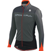 SPORTFUL 16'FLASH SOFTSHELL <アンスラ/ブラック/レッド> ジャケット