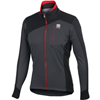 SPORTFUL 16'EDGE SOFTSHELL <アンスラ/ブラック> ジャケット