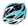ビアンキ STEAIR(ステアー)ヘルメット チェレステ/ホワイト OGK製