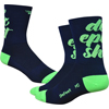 DEFEET�@AI 5�h ��Do Epic Shit Navy/Hi-Vis Green�� �\�b�N�X