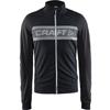 CRAFT 1904437 SHIELD ジャケット <9430 ブラック/Bレッド>