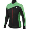 SPORTFUL 16'EDGE SOFTSHELL <ブラック/グリーン> ジャケット