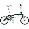 """BROMPTON 17'M3L <グリーン/ブラック> 折畳自転車 16"""""""