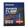 パナレーサー ファットバイク用チューブ 26x4.0-4.8 仏式33mm(2ピース)0TH2640-48TF33-CY