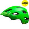 BELL STOKER MIPS(ストーカーミップス) <マットクリプトナイト/ガンメタル> MTBヘルメット