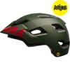 BELL STOKER MIPS(ストーカーミップス) <マットグレネイド> MTBヘルメット