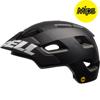 BELL STOKER MIPS(ストーカーミップス) <マットブラック/ホワイト> MTBヘルメット