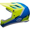 BELL SANCTION(サンクション) <フォースブルー/レティーナシアー> MTBフルフェイスヘルメット BMX用