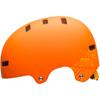 BELL LOCAL(ローカル) <マットオレンジ/シーカー> BMXヘルメット