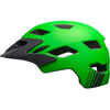 BELL SIDETRACK CHILD(サイドトラック チャイルド) <マットクリプトナイト/チタニウム> 子供用ヘルメット
