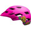BELL SIDETRACK YOUTH(サイドトラック ユース) <マットピンクブロッサム> 子供用ヘルメット