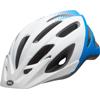BELL CREST JR(クレスト ジュニア) <ホワイト/フォースブルー> 子供用ヘルメット