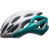 BELL TEMPO ASIAN FIT(テンポ アジアンフィット) <ホワイト/エメラルド> 女性用ロードヘルメット