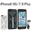TOPEAK ライドケース(iPhone6Plus/6S Plus/7Plus)マウント付セット