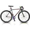 WACHSEN BSS-MG7002 POLARLICHT(プラレヒト)シングルスピードバイク