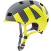 UVEX HLMT 5 BIKE PRO <グレイ/ライムマット> ヘルメット