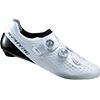 シマノ RC9(SH-RC900)ホワイト SPD-SL ロードシューズ(ソックスなし)特価品 現品限り