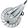 シマノ NEXUS BR-C6000-F 150mm冷却フィン付 フロント用 ローラーブレーキ