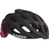 LAZER BLADE+ AF(ブレイドプラス アジアンフィット) <マットブラック/ピンク> ロードヘルメット