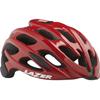 LAZER BLADE+ AF(ブレイドプラス アジアンフィット) <レッドブラック> ロードヘルメット