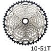 シマノ SLX CS-M7100-12 カセットスプロケット10-51T(12S)