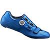 シマノ RC5(SH-RC500)ブルー SPD-SL ロードシューズ 限定モデル