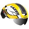 LAZER BULLET2.0 AF+LENS+LED(バレット2.0 アジアンフィット+レンズ+LED)  <チーム ユンボ・ヴィスマ 2020> 限定ロードヘルメット