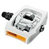 シマノ PD-T400 ホワイト SPDペダル
