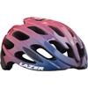 LAZER BLADE+ AF(ブレイドプラス アジアンフィット) <ストライプ> ロードヘルメット