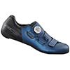 シマノ RC5(SH-RC502)ブルー SPD-SL ロードシューズ
