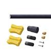 シマノ SM-BH90-SS 1700mm ブレーキホース<ブラック>ESMBH90SSL170
