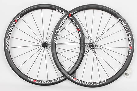 自転車の ブレーキシュー グリス 自転車 : GRAVITY-ZERO GZ38CS F&Rホイール ...