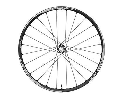 自転車の 自転車 ロックナット寸法 : XT WH-M788-F15/R MTBホイール前後 ...