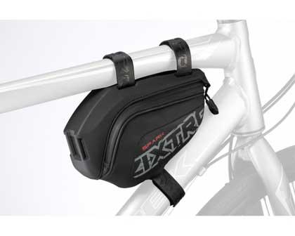 自転車の 自転車 バッグ フレーム : ... ZIXTRO自転車フレームバッグ