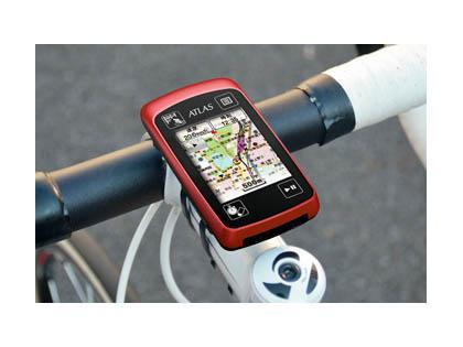自転車の gps ナビゲーション 自転車 : ... 自転車GPSサイクル